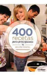 400 recetas para principiantes