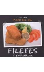 Filetes y empanados. Plato del día